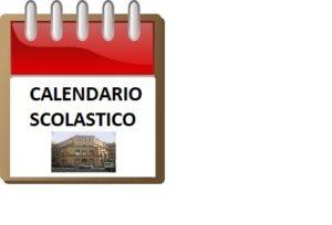 Calendario Scolastico Torino.Calendario Scolastico Istituto Comprensivo G B Grassi